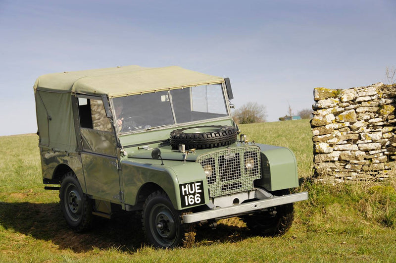 Land Rover Brings Back A Maker