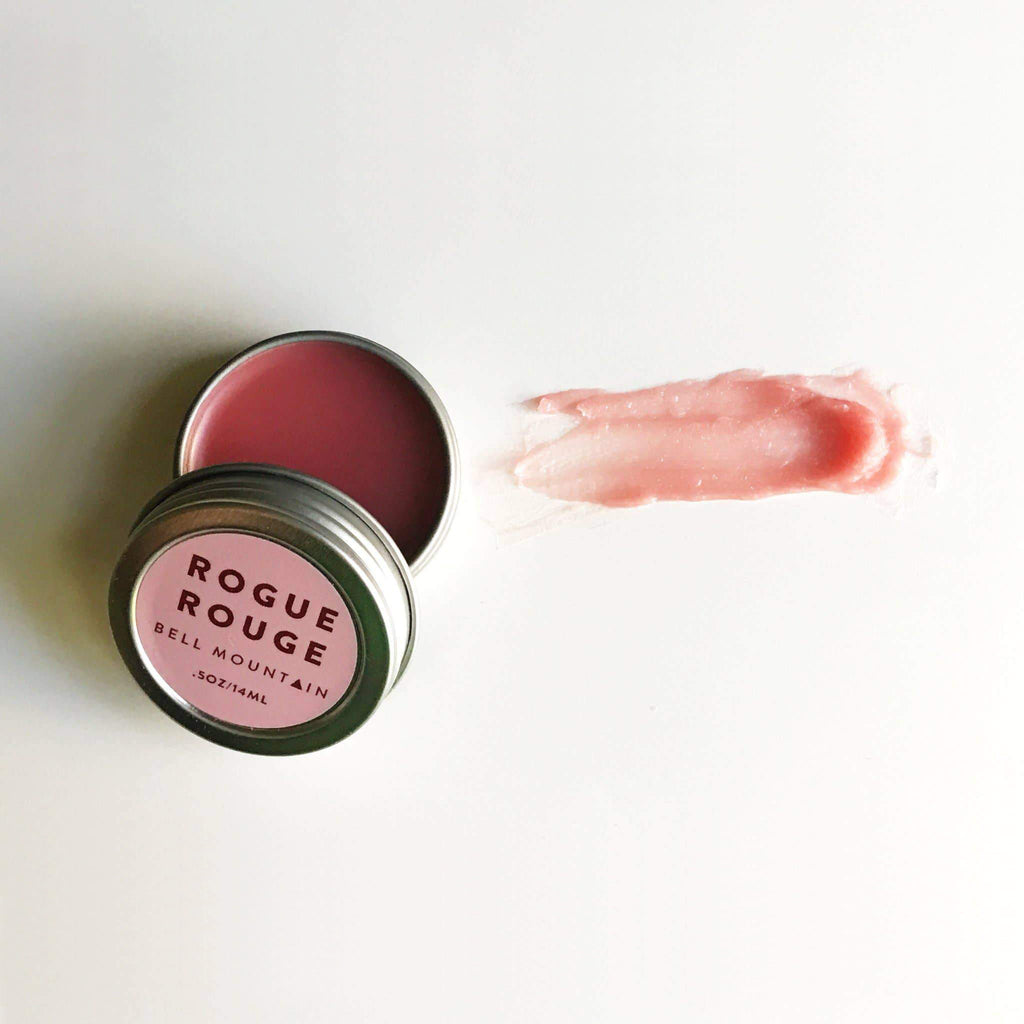 Bell Mountain Naturals - Rogue Rouge Rose Lip Balm
