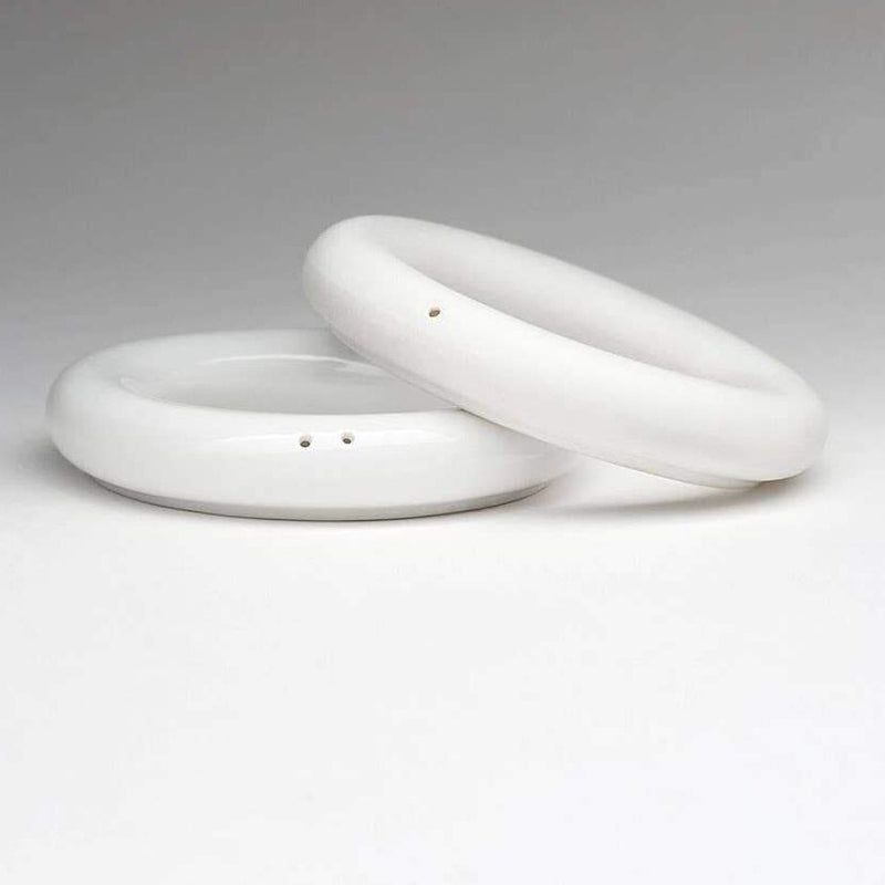 RINGS salt and pepper shakers