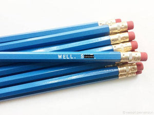 Sweet Perversion - Well Sh*t Pencil Set