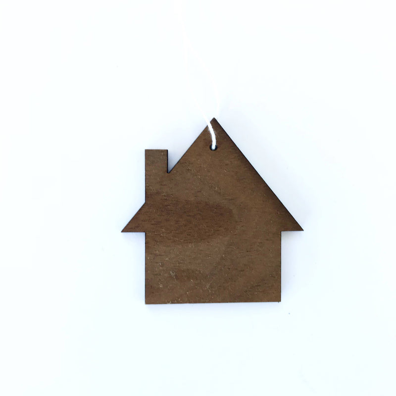 Collin Garrity - House Ornament/ Gift Tag
