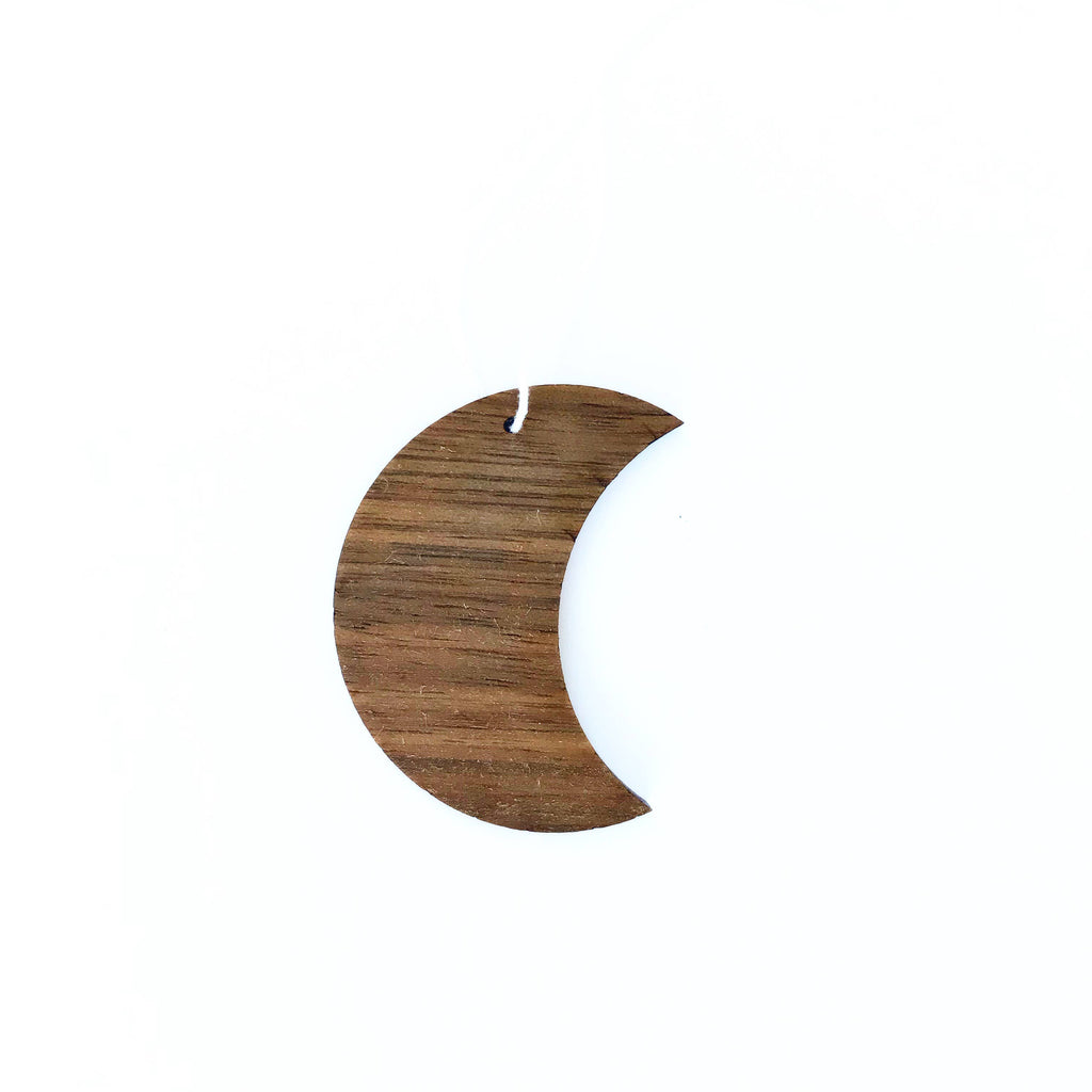 Collin Garrity - Moon Ornament/ Gift Tag