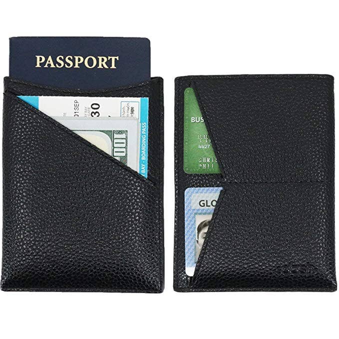 Elliot Havok - Travel Passport Wallet
