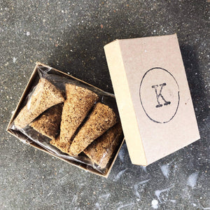 Ethically Sourced Palo Santo Cone Incense