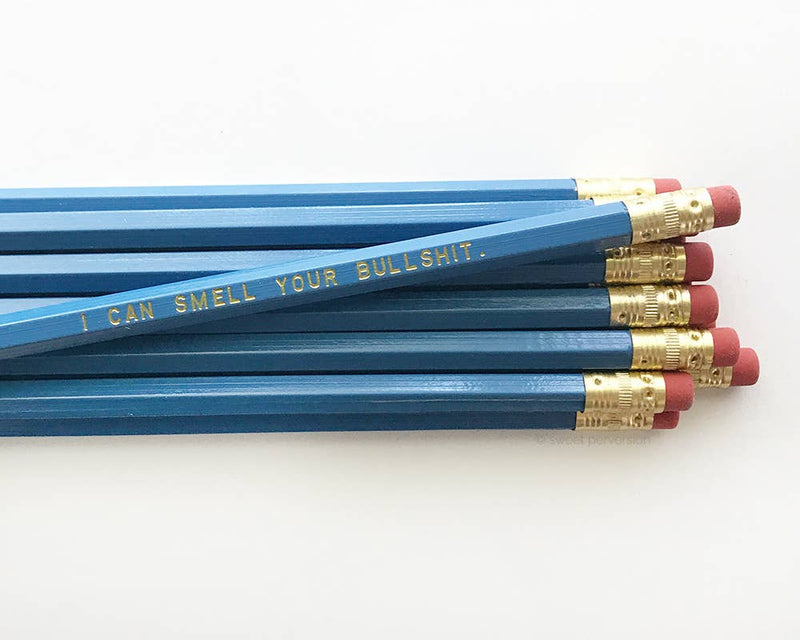 Sweet Perversion - Bullshit Pencil Set