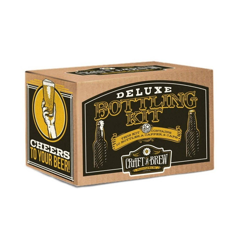 Craft a Brew - Deluxe Bottling Kit