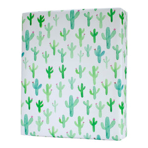 Revel & Co. - Watercolor Cactus Wrapping Paper Sheet
