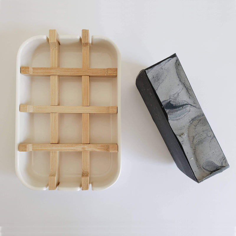 Brooklyn Made Natural - Zero Waste Soap Dish - Compostable Soap Dish
