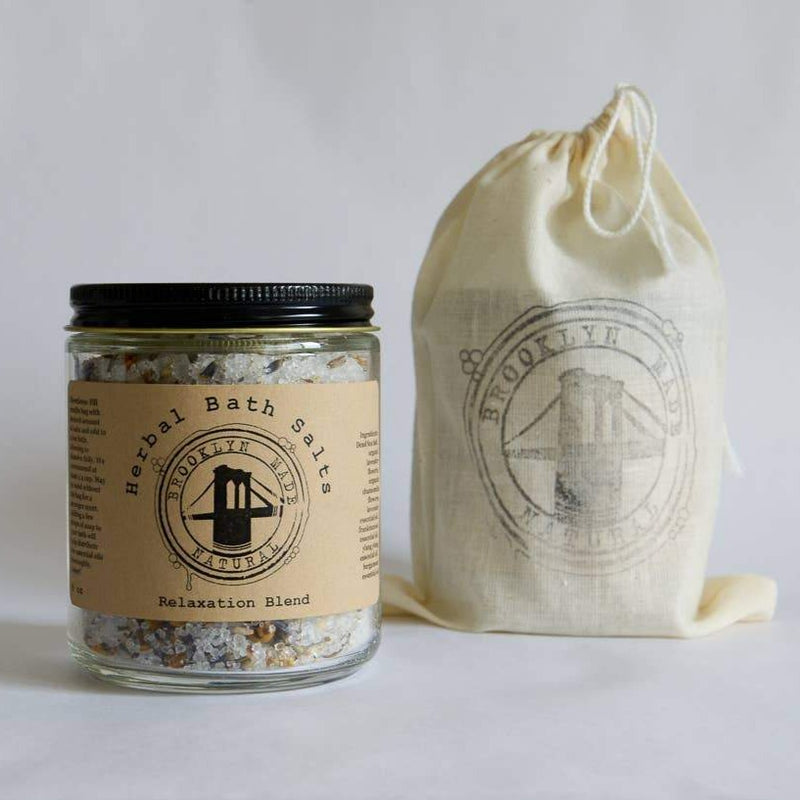 Brooklyn Made Natural - Relaxation Blend Bath Salts
