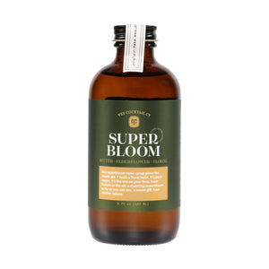 Yes Cocktail Co - Superbloom Tonic Syrup