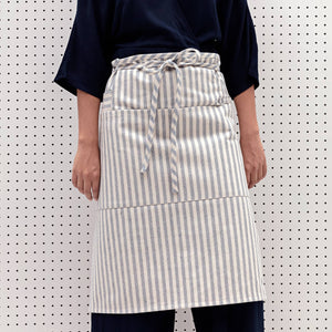 MEEMA - Striped Bistro Apron