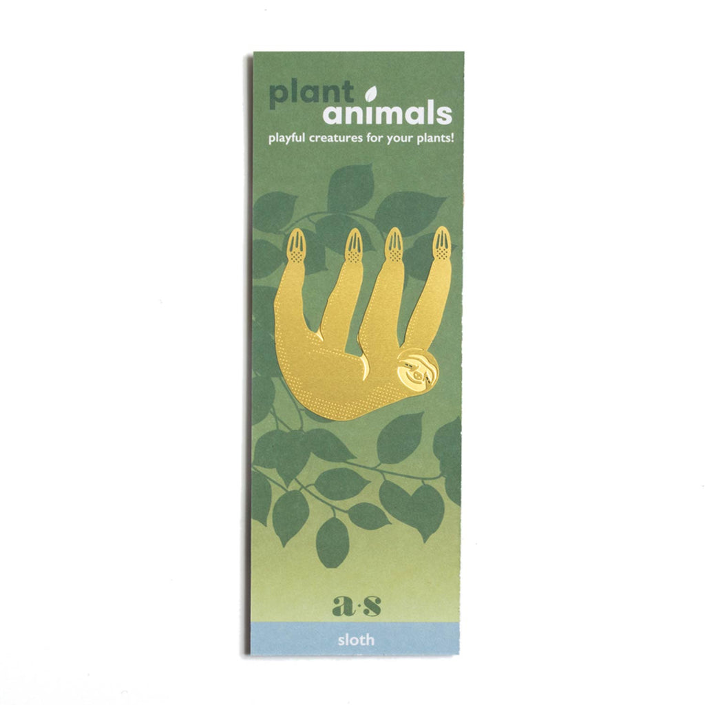 Another Studio for Design Ltd - Plant Animal - Sloth