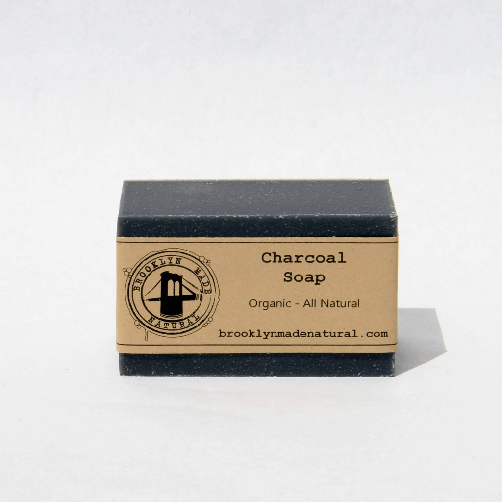 Brooklyn Made Natural - Charcoal Soap - Organic