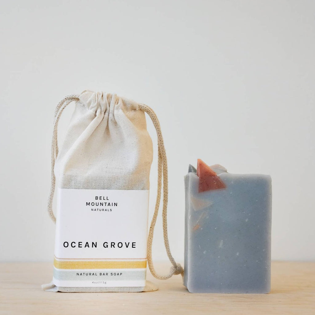 Bell Mountain Naturals - Ocean Grove Bar Soap