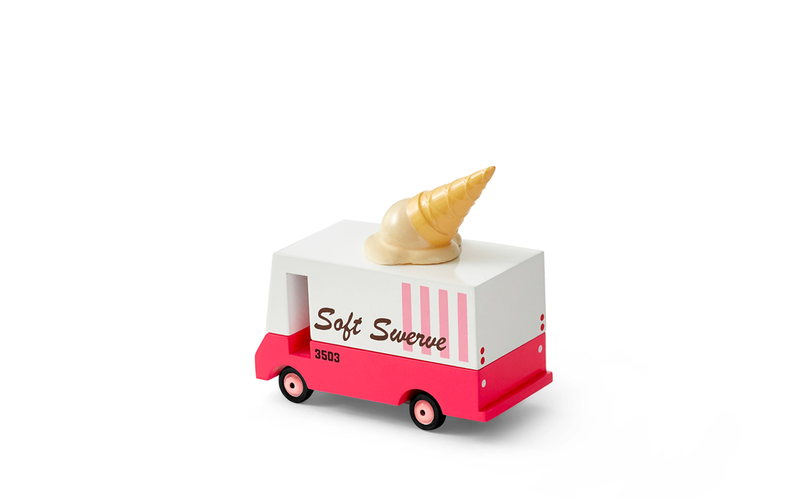 Candycar Ice Cream Van
