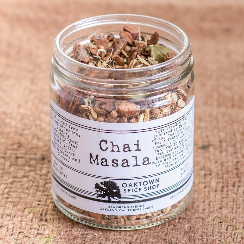Oaktown Spice Shop - Chai Masala