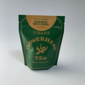 Flowerhead Tea - Chronic Wellness Tisane