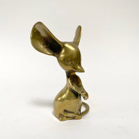 MCM Brass Mouse Sculpture - Description Coming!