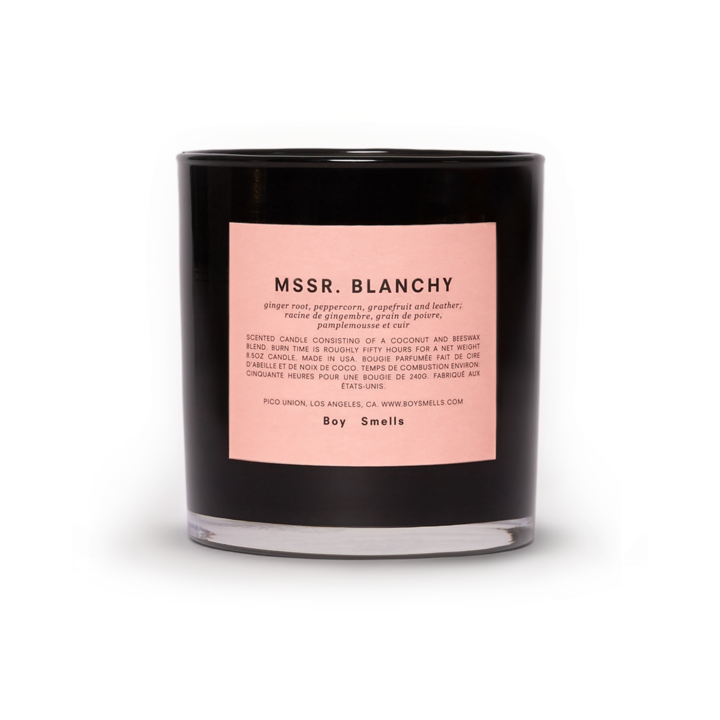 Boy Smells Candle - Mssr. Blanchy