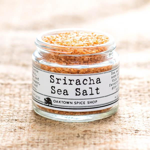 Oaktown Spice Shop - Sriracha Sea Salt
