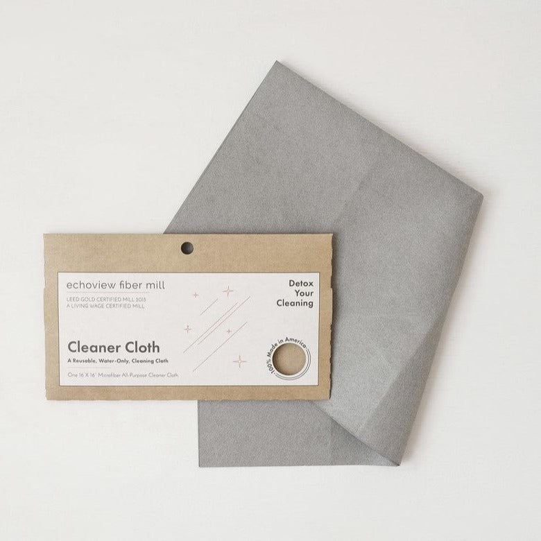 Sustainable Cleaning Cloth