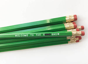 Sweet Perversion - Sh*t Show Pencil Set