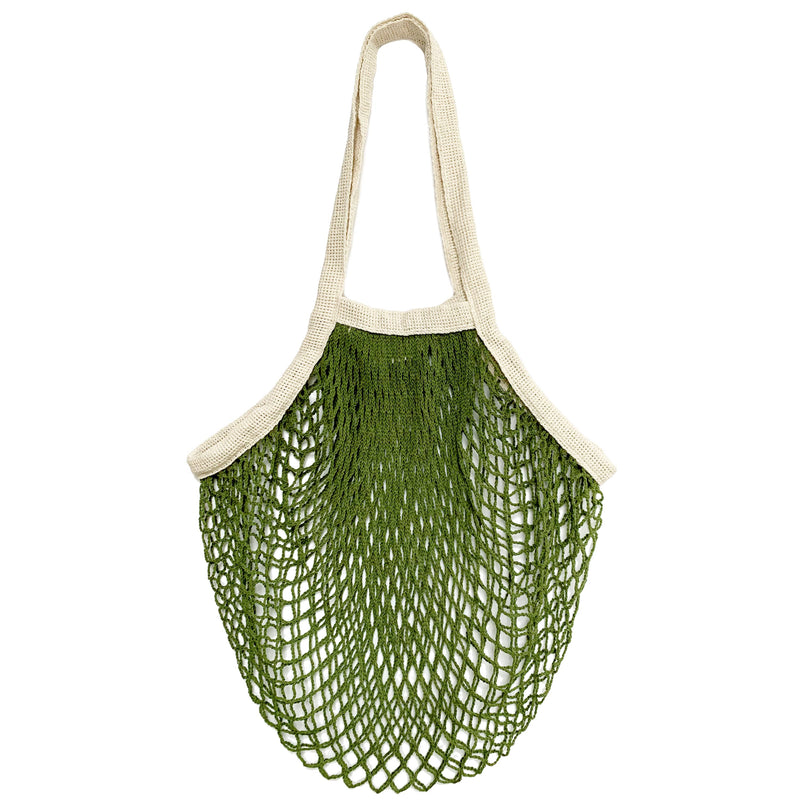 PILLOWPIA - the french market bag in green