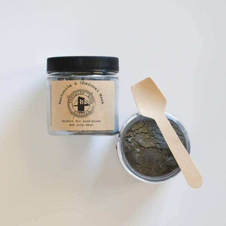 Brooklyn Made Natural - Bentonite & Charcoal Face Mask