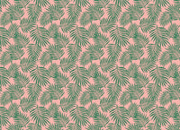 Revel & Co. - Palm Leaves Tropical Gift Wrap Roll