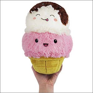 Squishable - Mini Comfort Food Ice Cream Cone