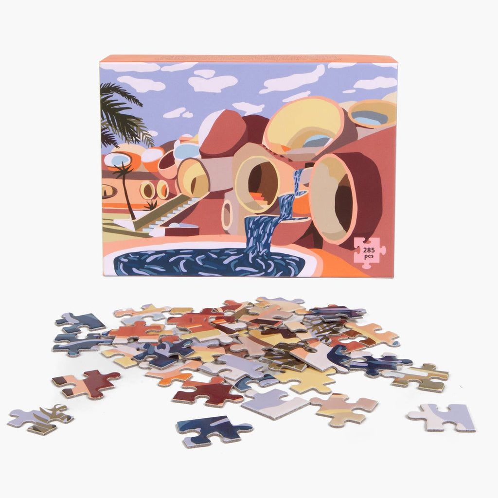 Slowdown Studio - Palais Bulles Puzzle