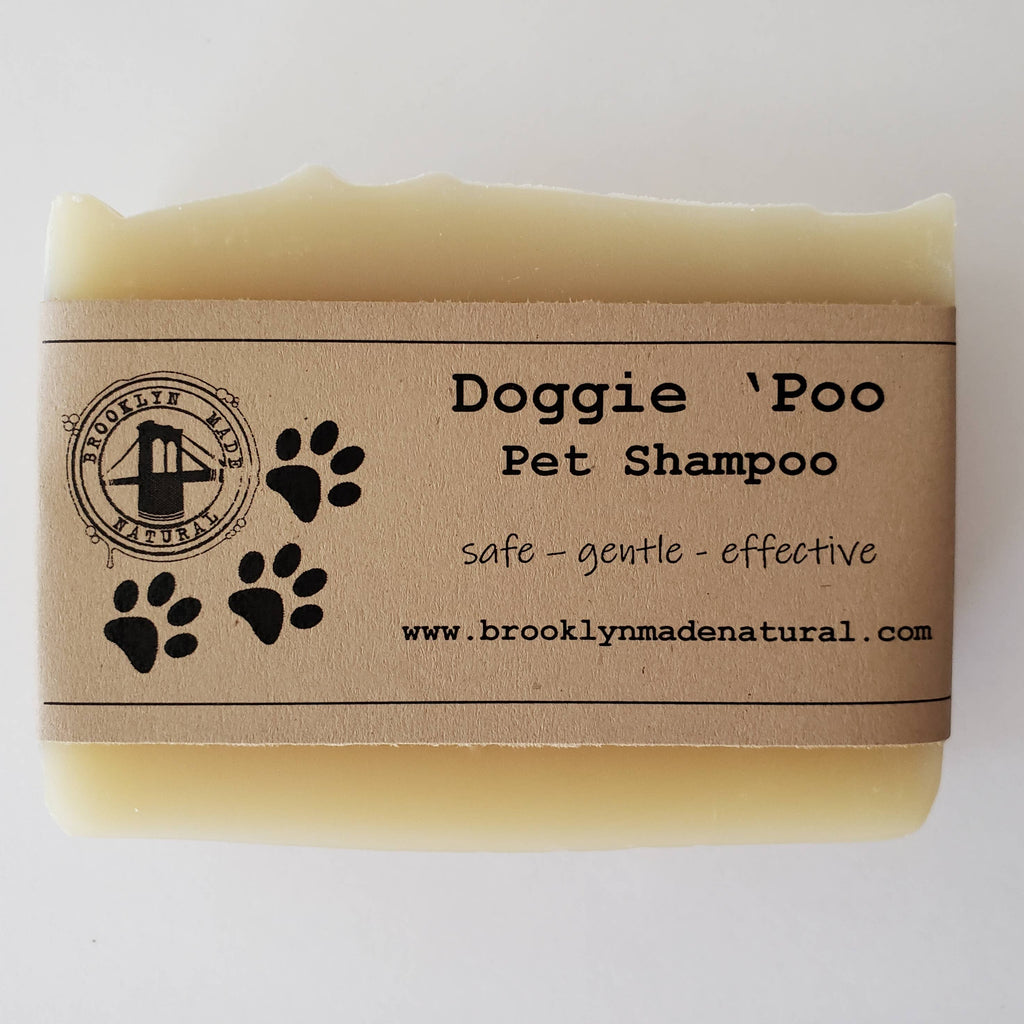 Brooklyn Made Natural - Dog Shampoo Bar