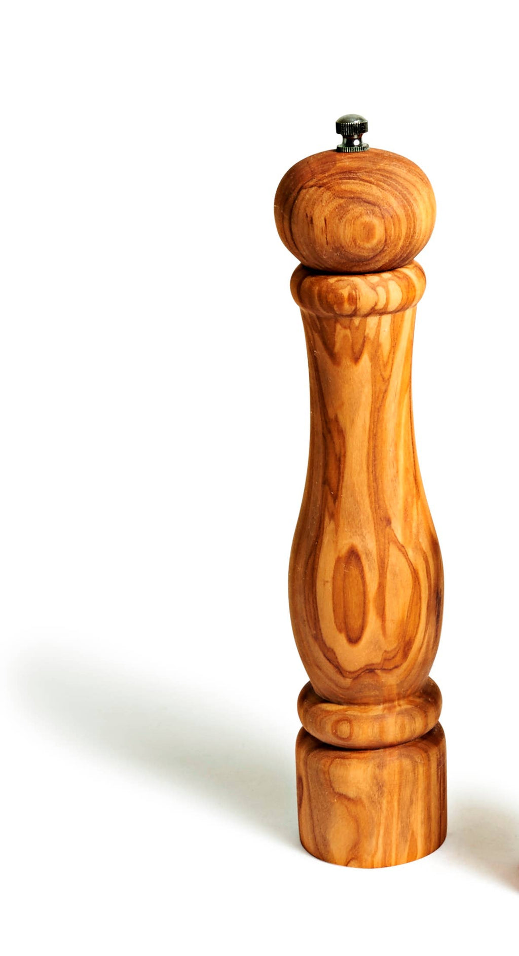 Natural OliveWood - Salt/Pepper Mill 6.5""