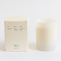 dilo - Shades Collection: Coconut + Vetiver