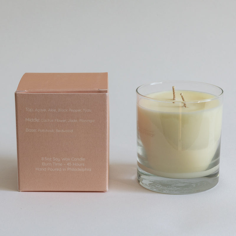 dilo - CACTUS FLOWER CANDLE