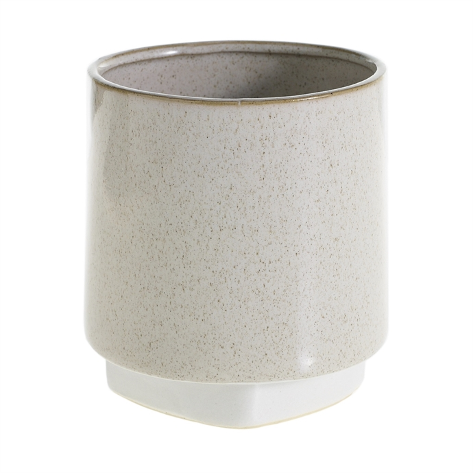Cylinder Planter - Grey Large