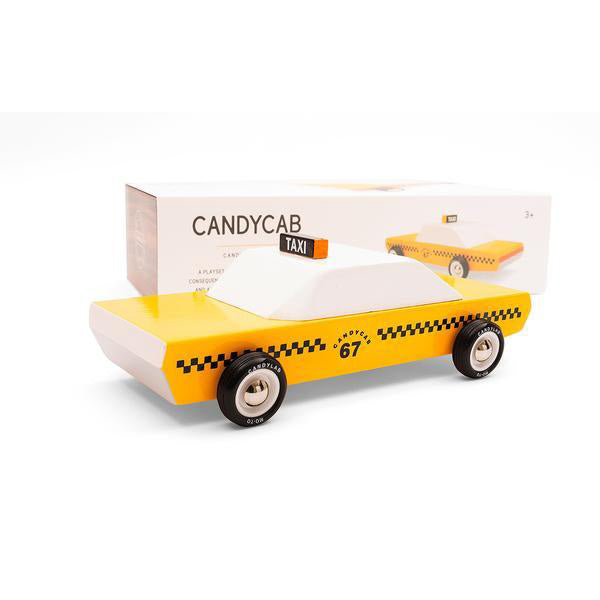 Candy Cab Taxi