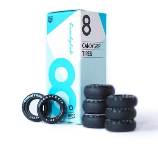 Candy Tire Set, 8