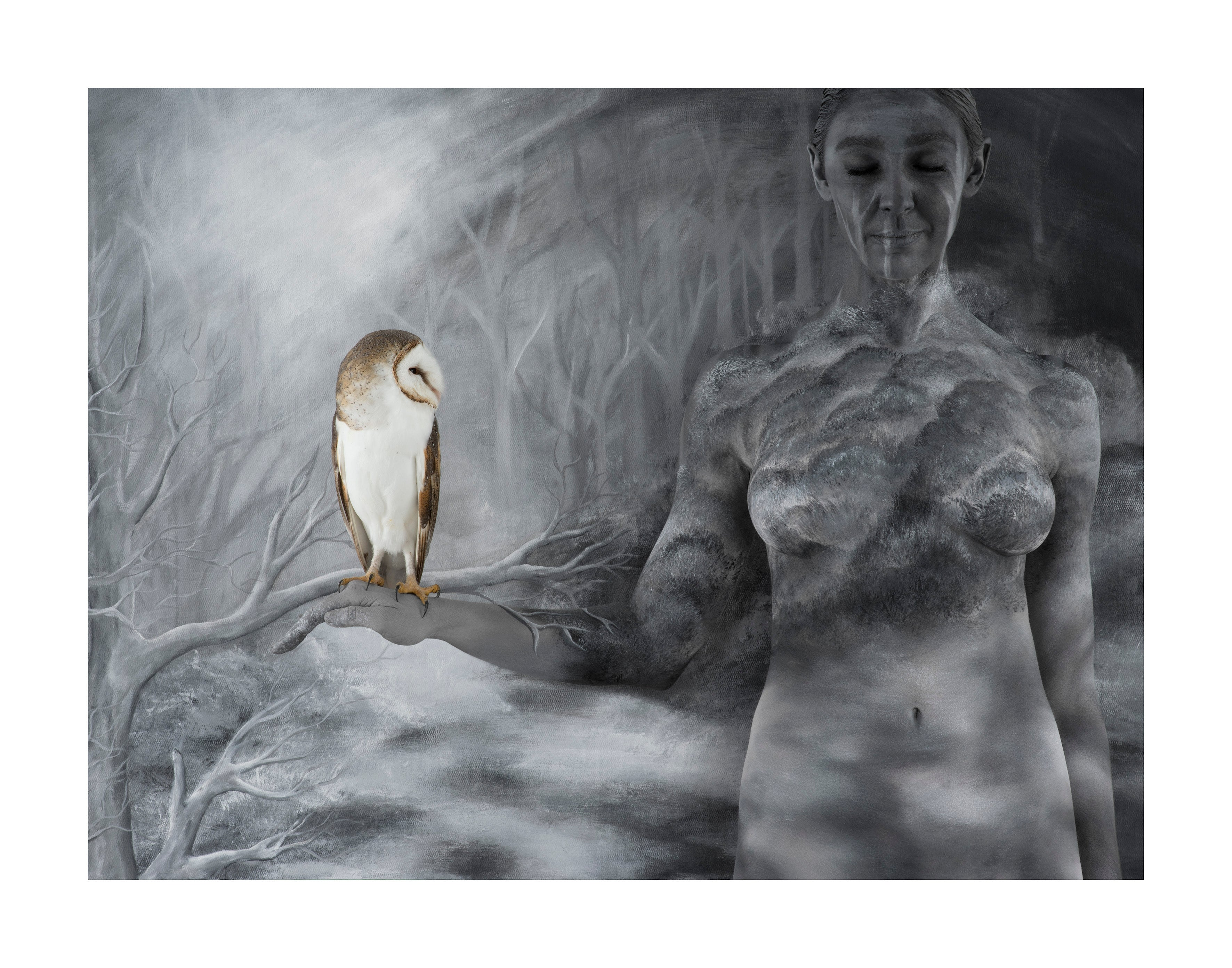 Mother Gaia - Owl of the Woods