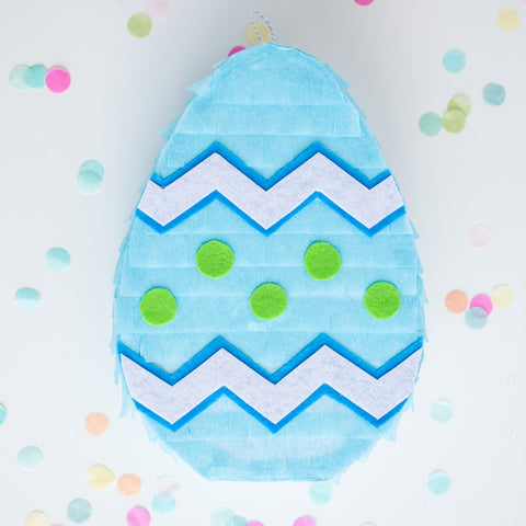 Easter Egg (Blue)