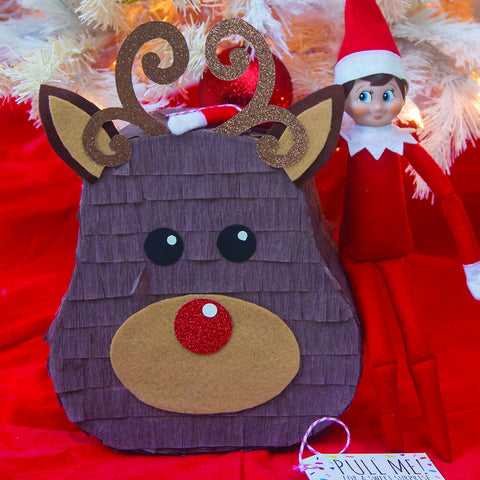 Reindeer Pinata by Surprise Piñata