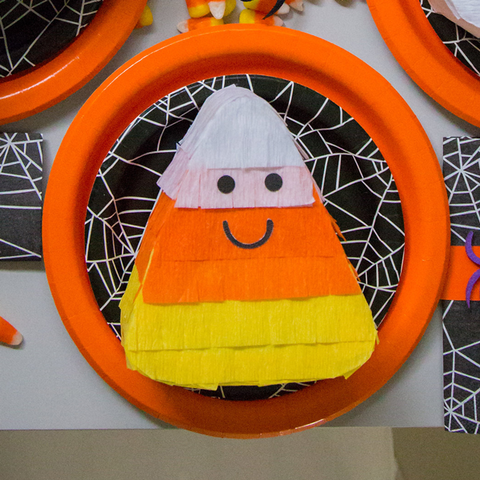 Candy Corn Mini Pinata by Surprise Piñata