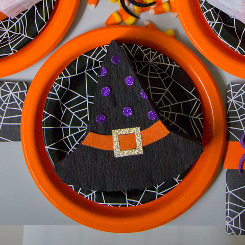 Witch Hat Mini Pinata by Surprise Piñata