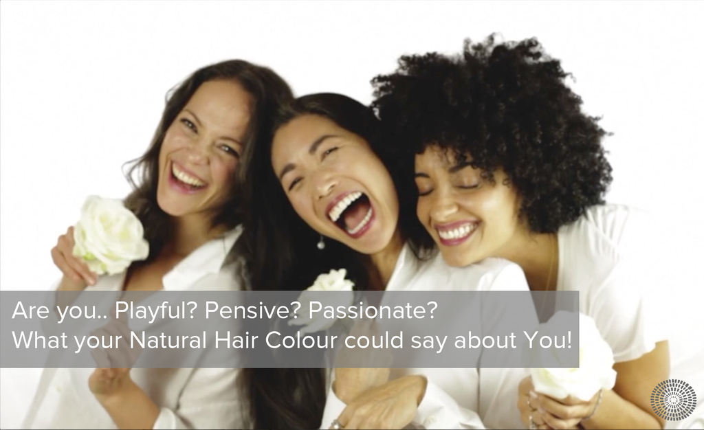 Could your personality be defined by your natural hair colour?