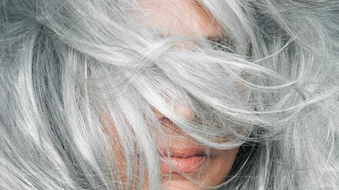 What Causes Hair to Turn Gray?