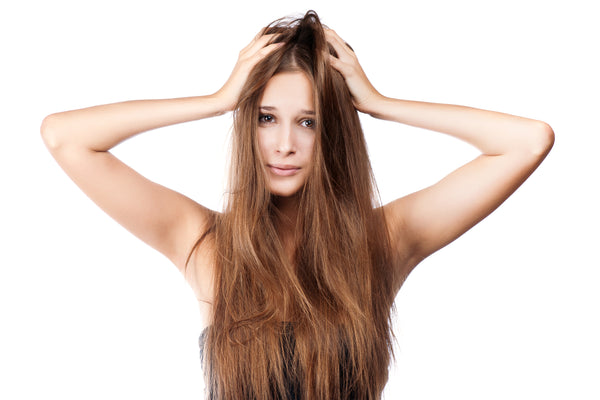 5 Signs You're Washing Your Hair Too Much