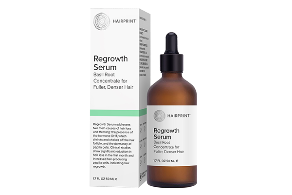 Regrowth Serum for Fuller & Denser Hair