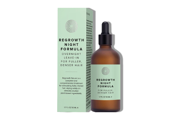 Regrowth Serum Night Formula