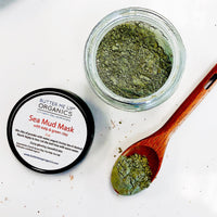 Sea Mud Mask / French Green Clay Kaolin Clay