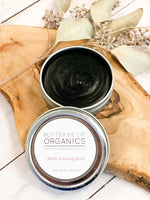Organic Black Drawing Salve